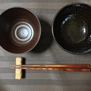 白樺箸置き(スクエア×2個)制作キット