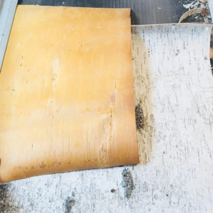 フィンランド産白樺樹皮シート(2019年度採取)